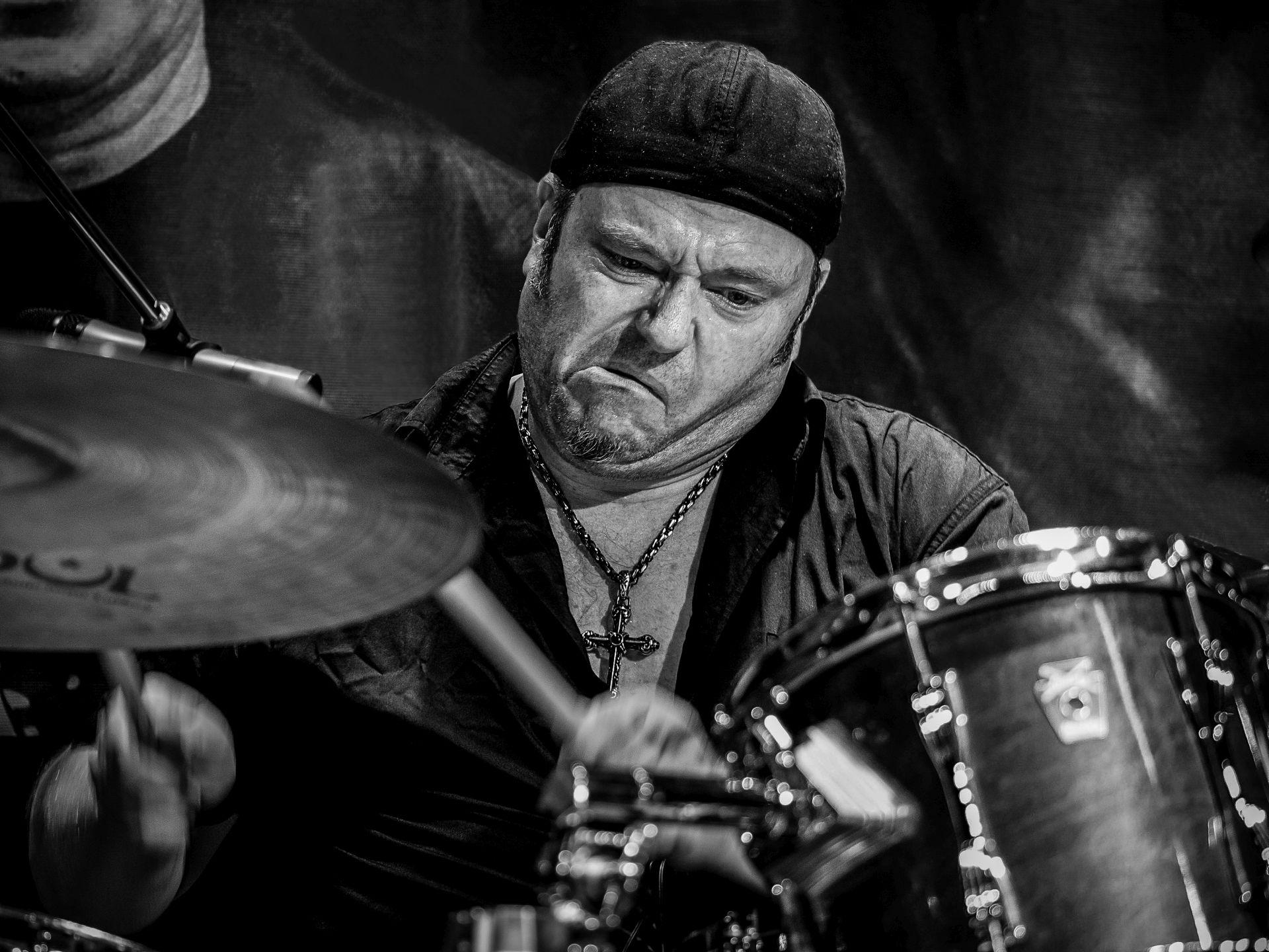 Annahme: Drummer | © Wolfgang Röser