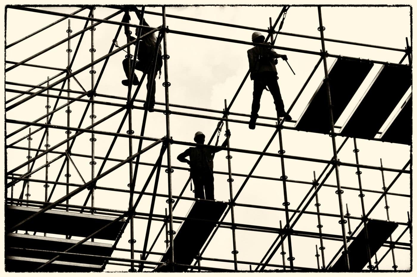 Annahme: Man at Work | © Wolfgang Röser