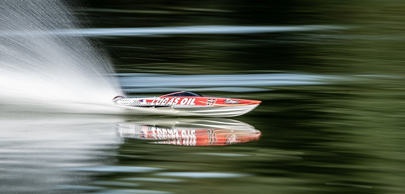 Speedboot  | ©  Ralf Loch