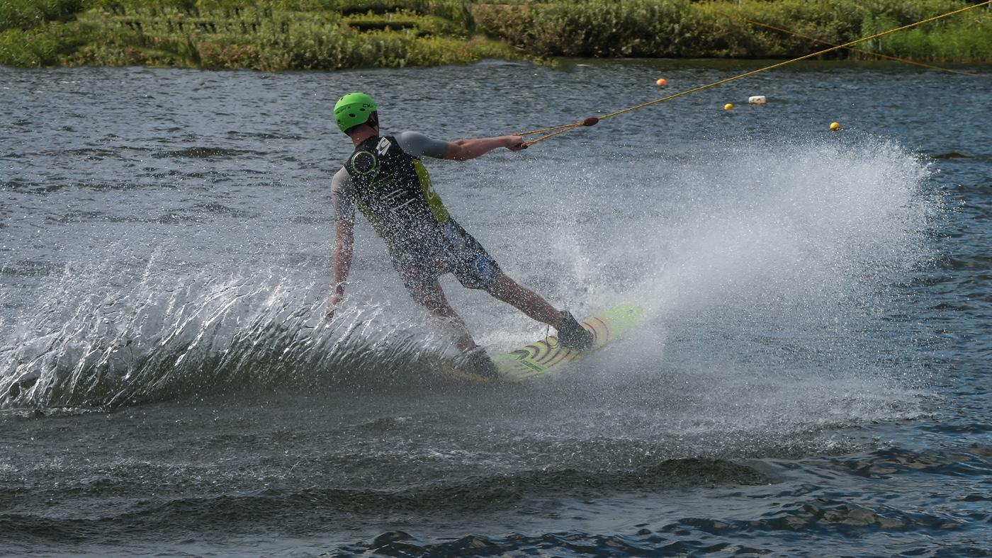 Wakeboarder have fun | ©  Birgit Ziolkowski