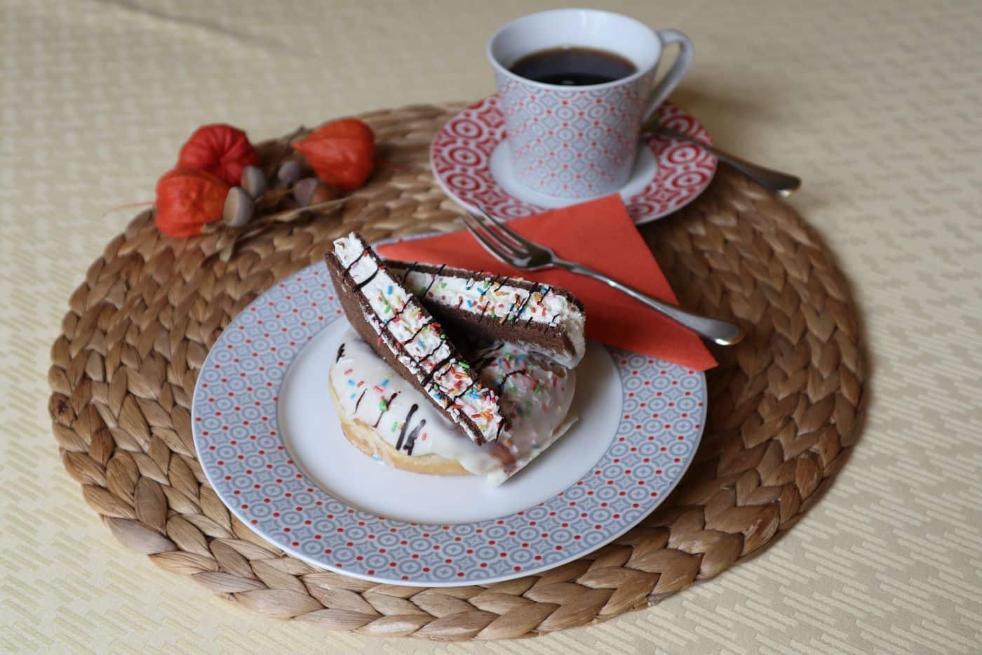 Nervennahrung Royaldonut | © Heinz-Dieter Klauß