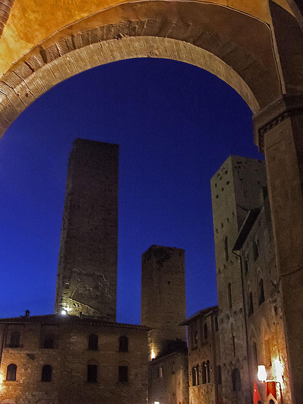St. Gimignano  | © Norbert Kraft