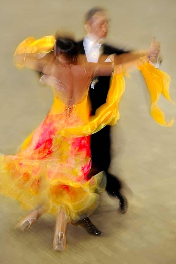 Tanzsport - Rainer Busch