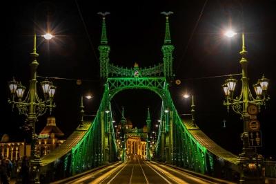 The Green Bridge - Hans Hündgen