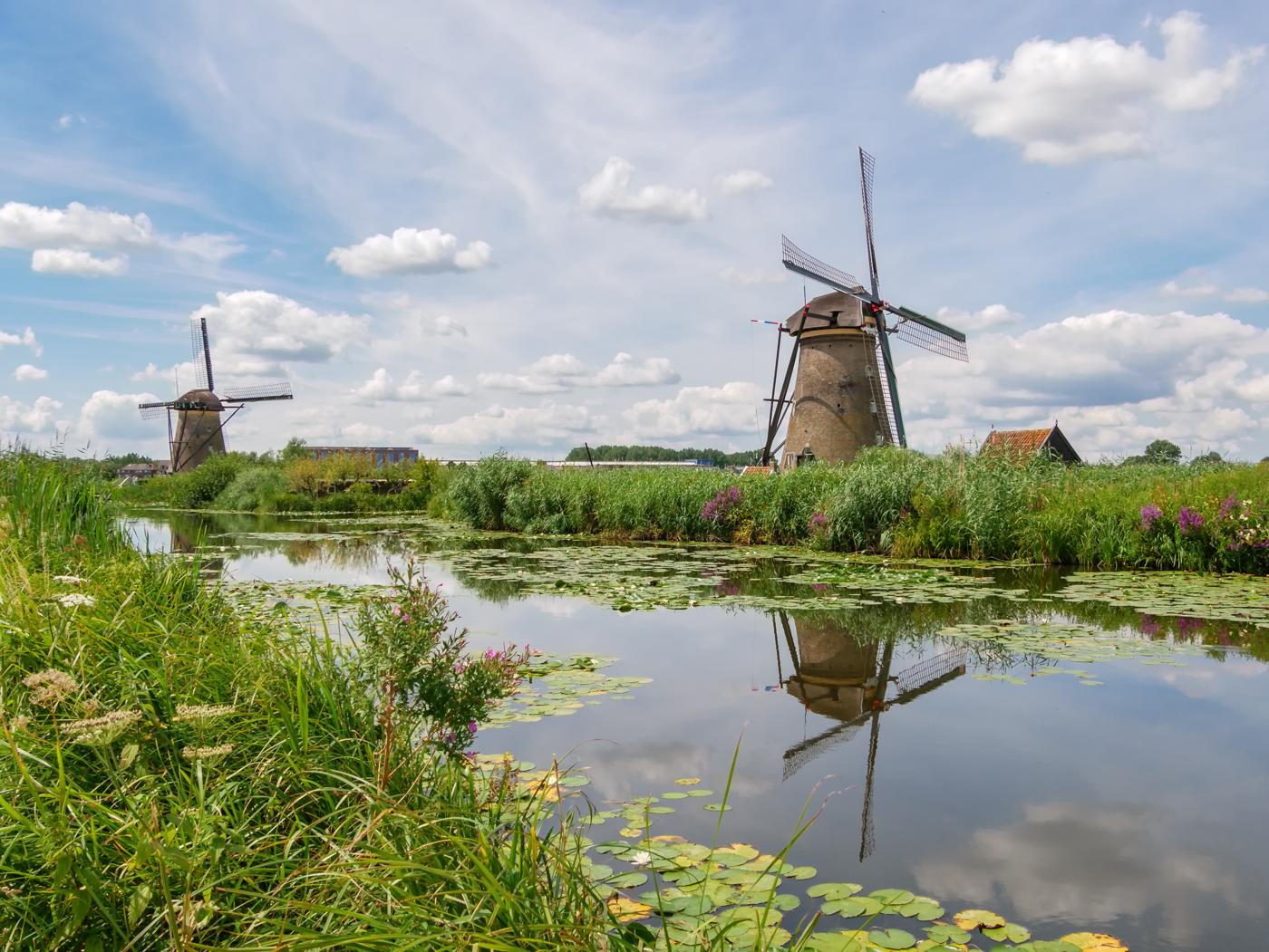 Holland Idylle  |  © Birgit Ziolkowski