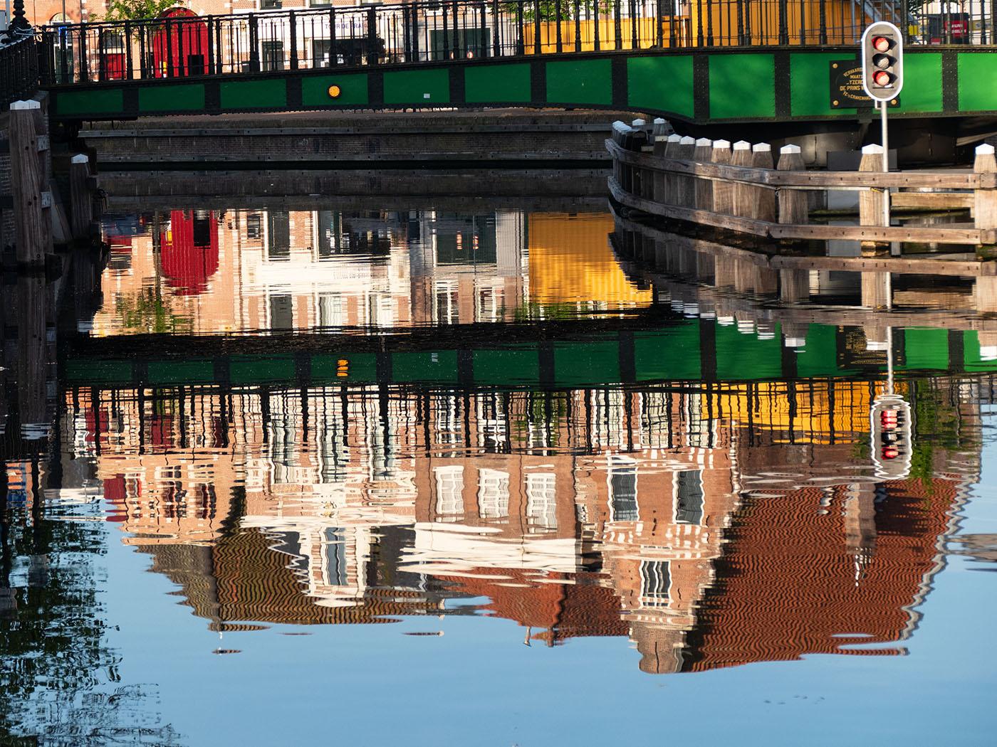 An den Grachten von Harlem  |  © Norbert Kraft