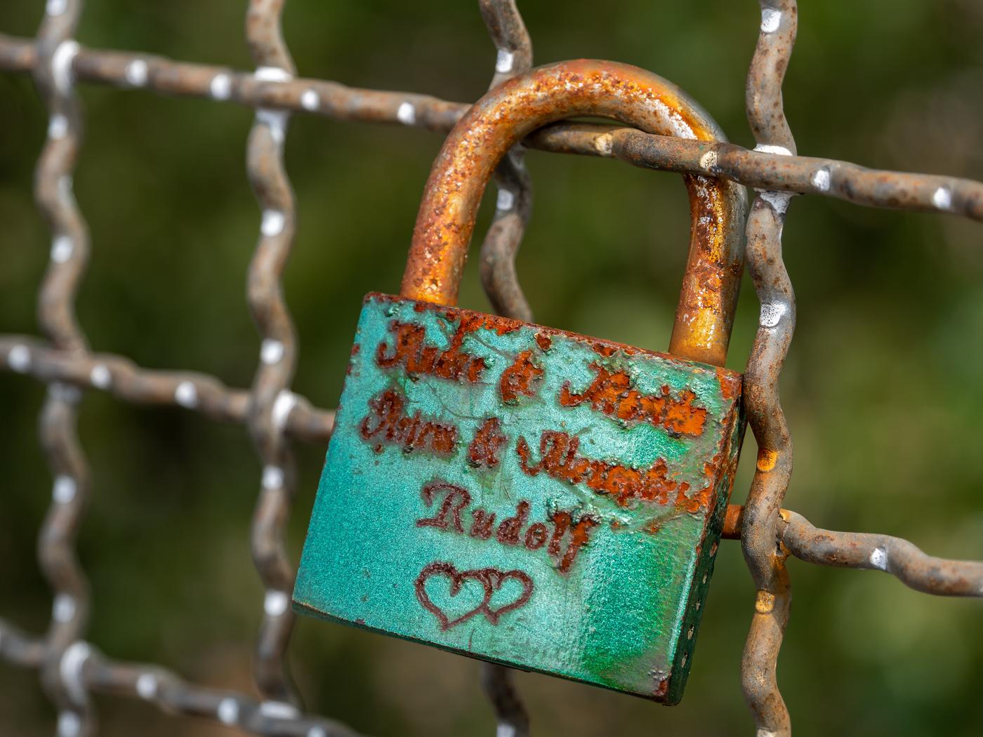Echte Liebe rostet nicht | © Birgit Ziolkowski