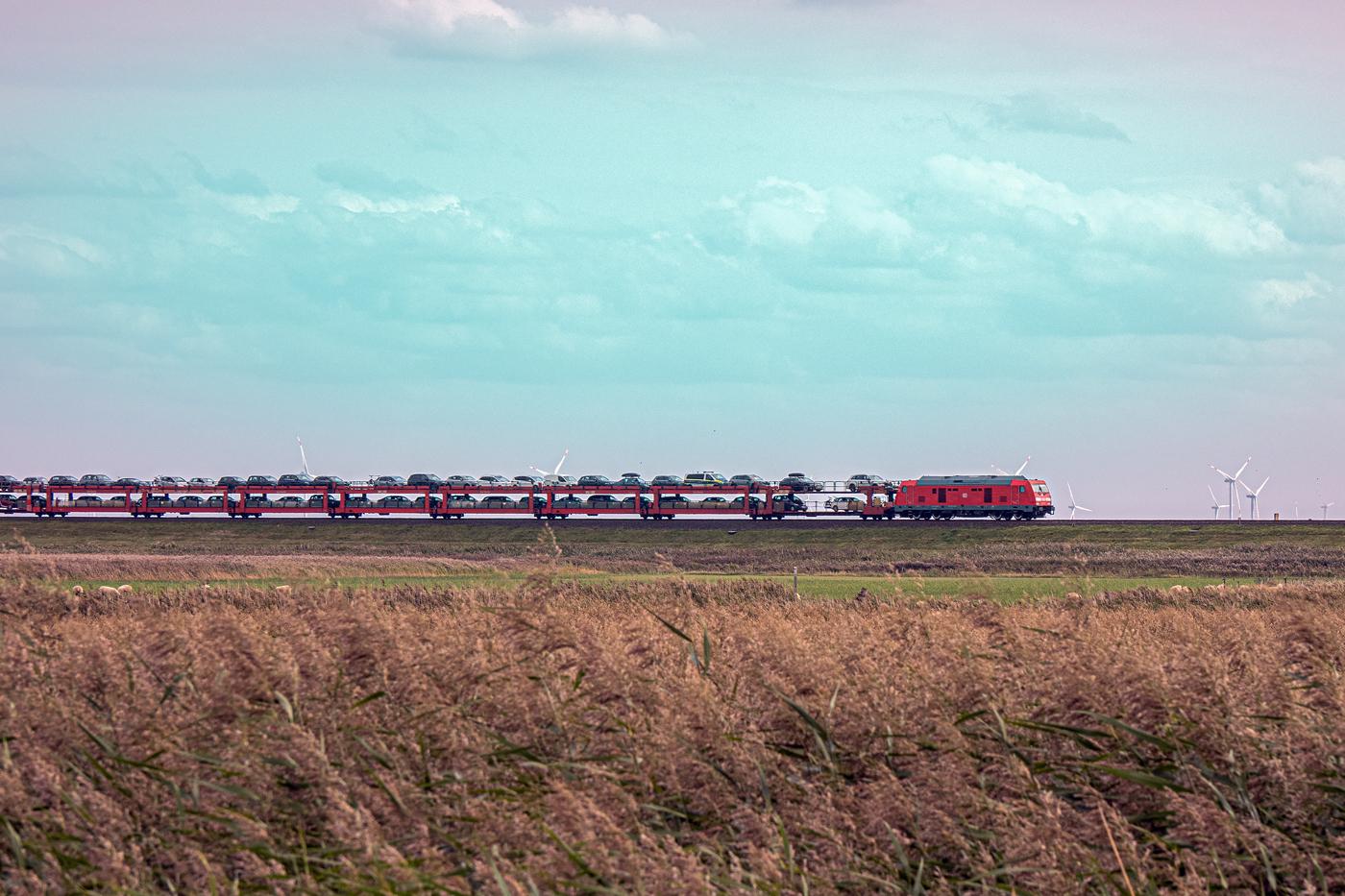 Der Autotransport | © Michael Rettberg