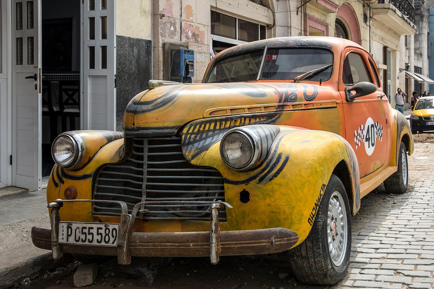 Star von Kuba | © Marianne Wogeck