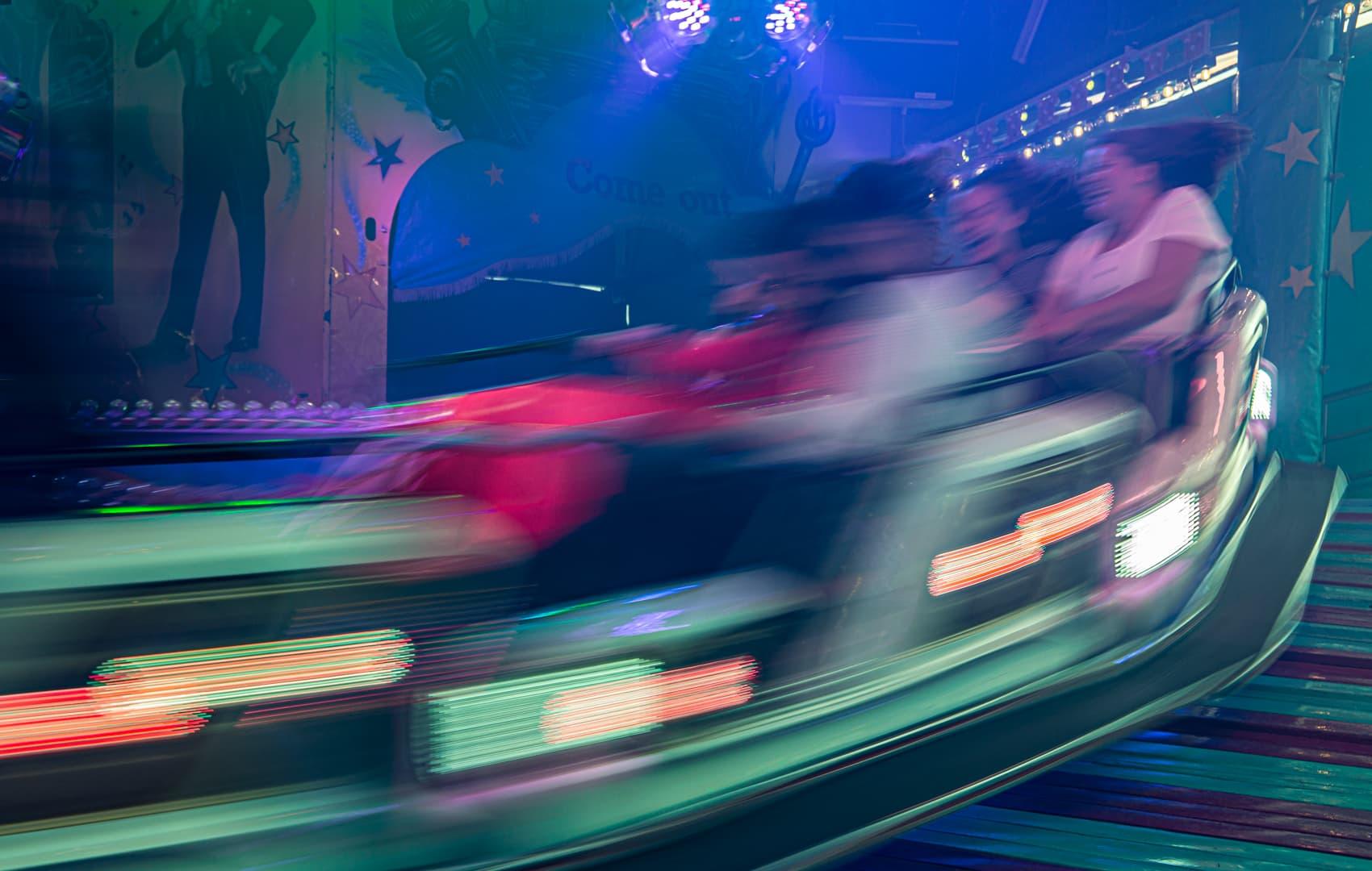 Roller coaster | © Irmgard Crispin