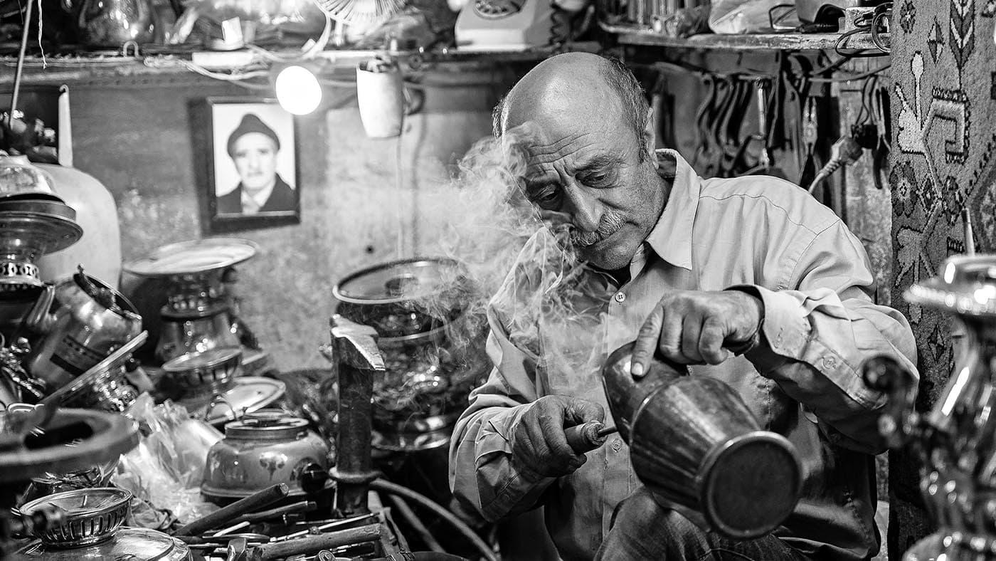 Annahme: Coppersmith | © Fred Eversmann