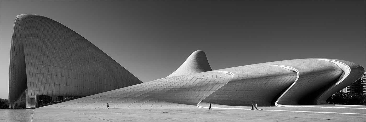 Annahme: Zaha's Spaceship | © Fred Eversmann