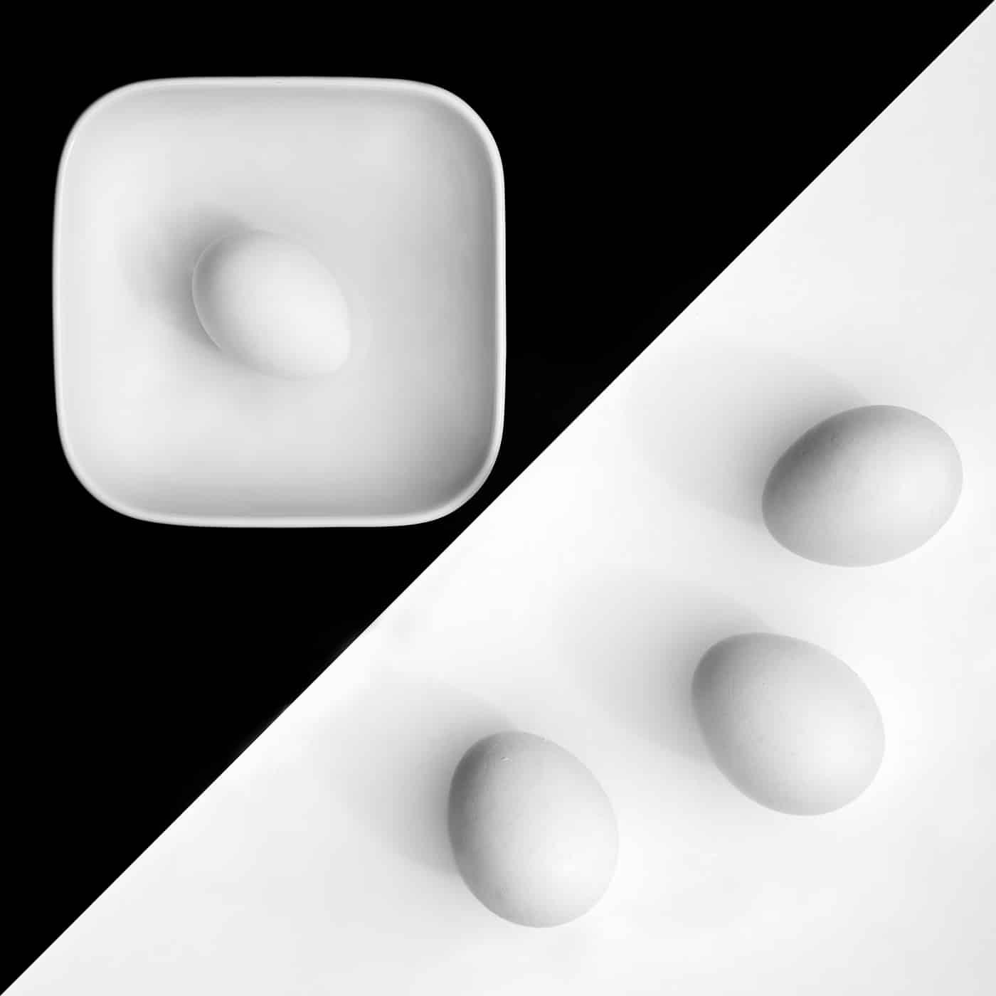 Annahme: Eggs and bowl | © Irmgard Crispin