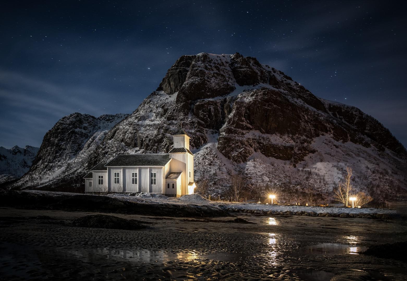 Im Mondlicht  | © Irmgard Crispin