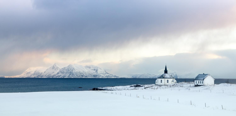 Annahme: Dverberg Church | © Irmgard Crispin