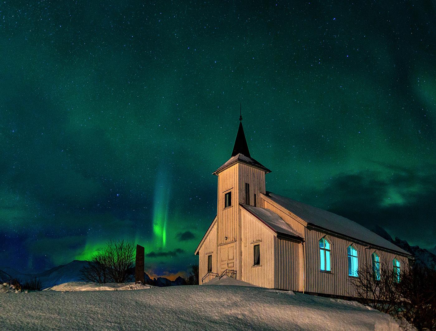 Annahme: Sildpollnes Church | © Sonja Molter