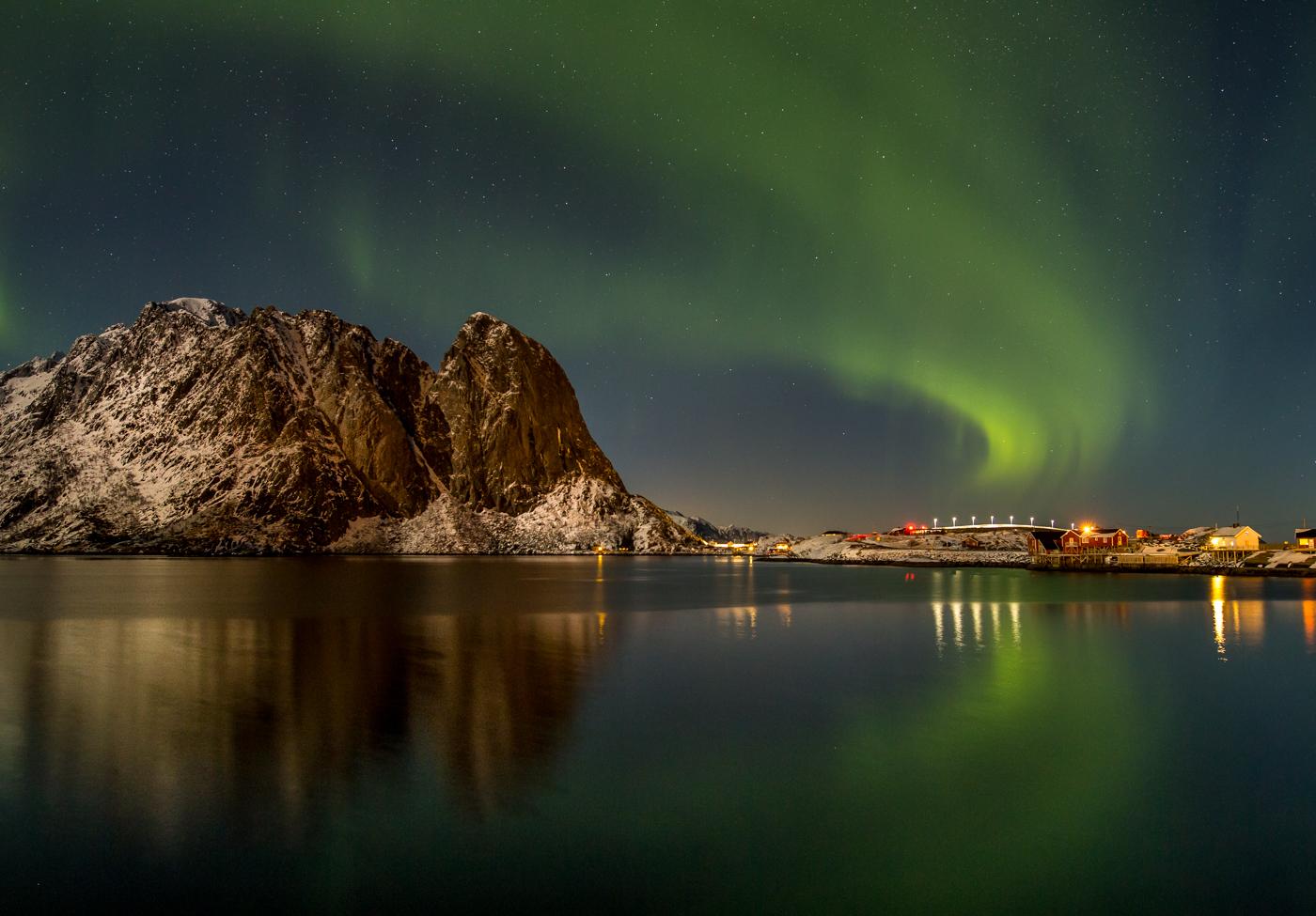 Annahme: Brücke im Licht | © Irmgard Crispin