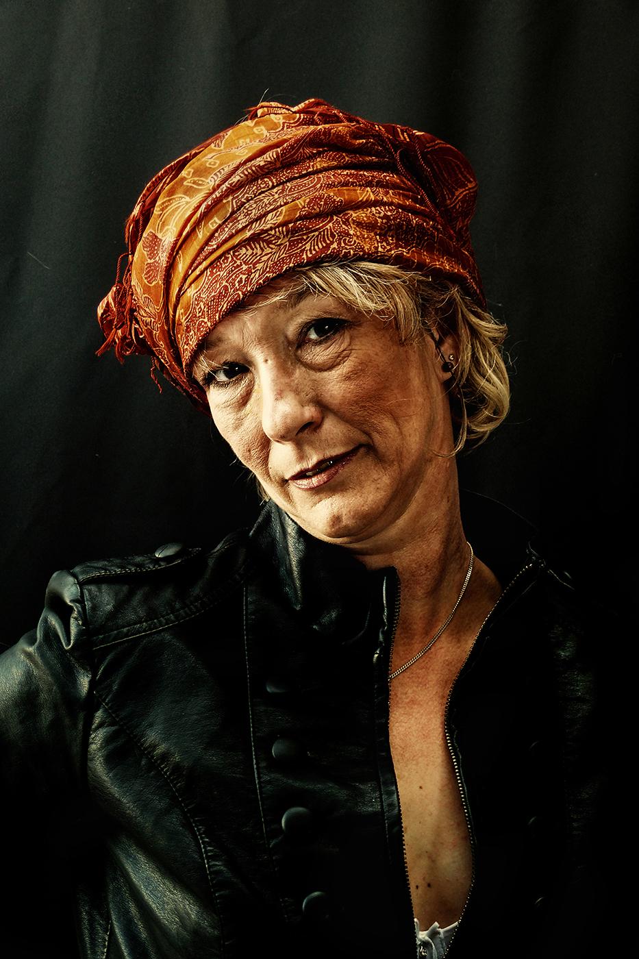 Annahme: Lady R | © Dr. Doris Nsiff