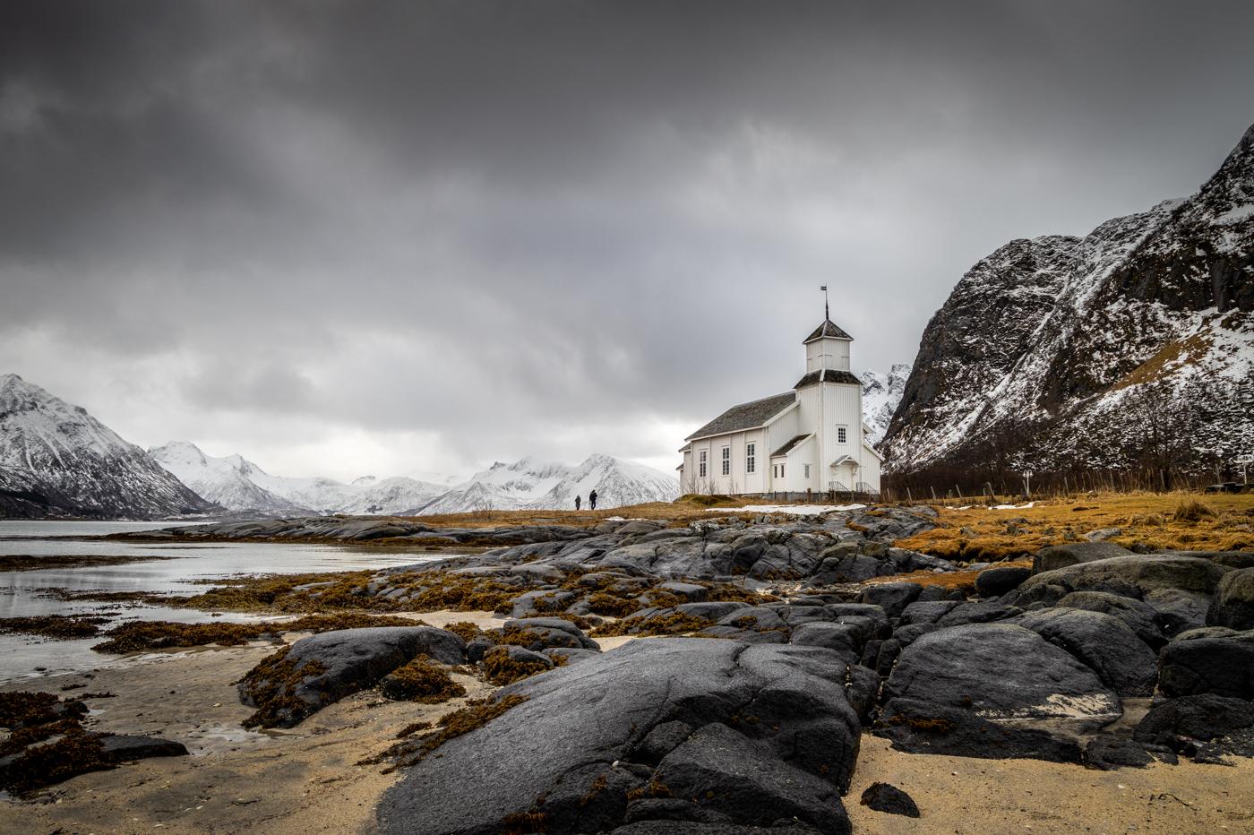 Gimsoy Church | © Irmgard Crispin