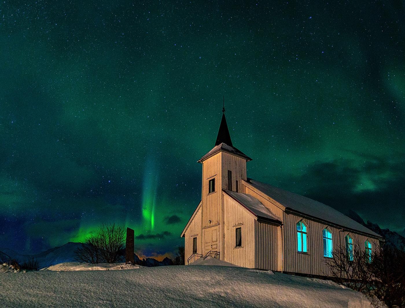 Sildpollnes Church | © Sonja Molter