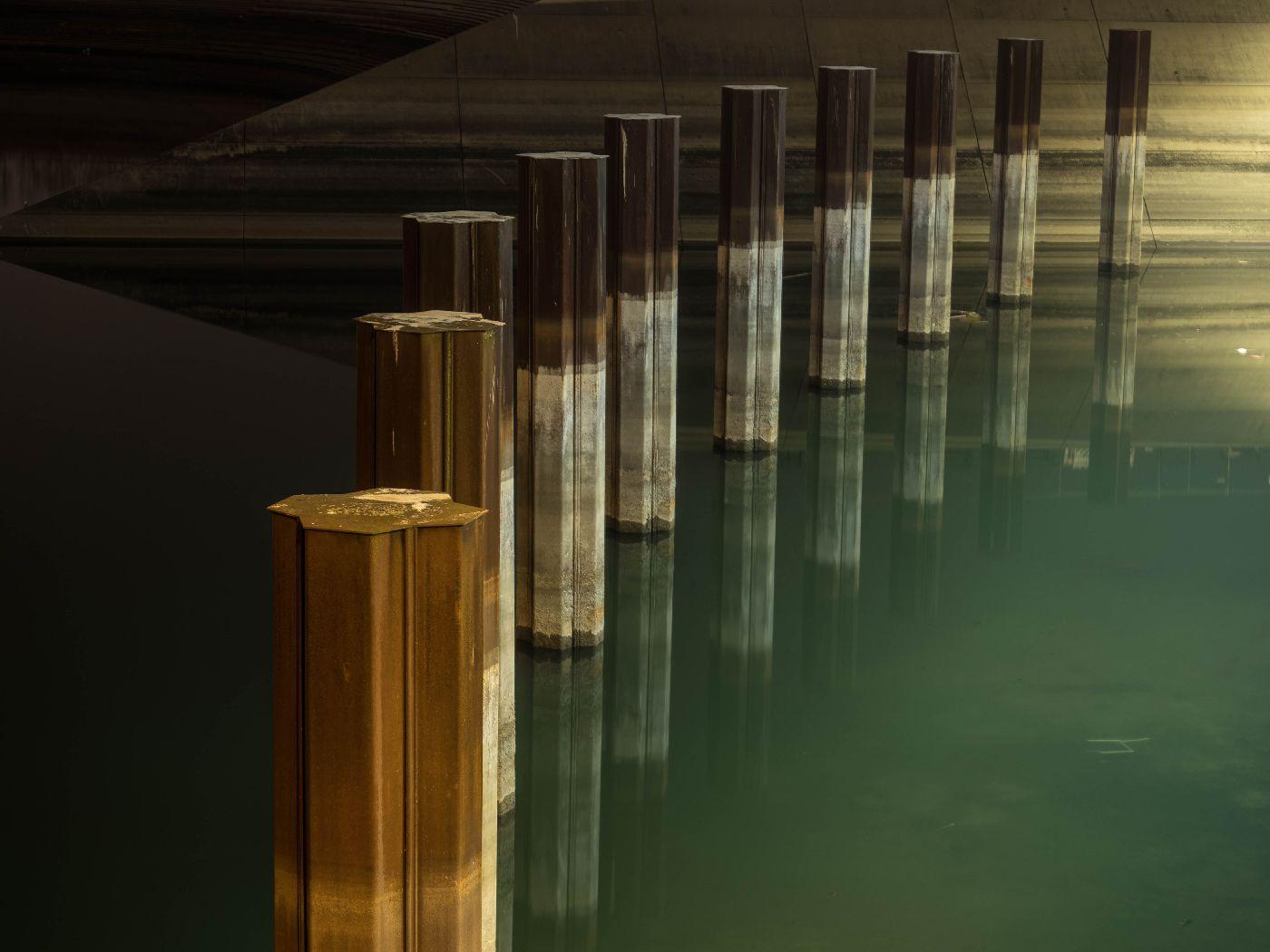 Annahme:  Hafenbecken   | © Harald Lydorf
