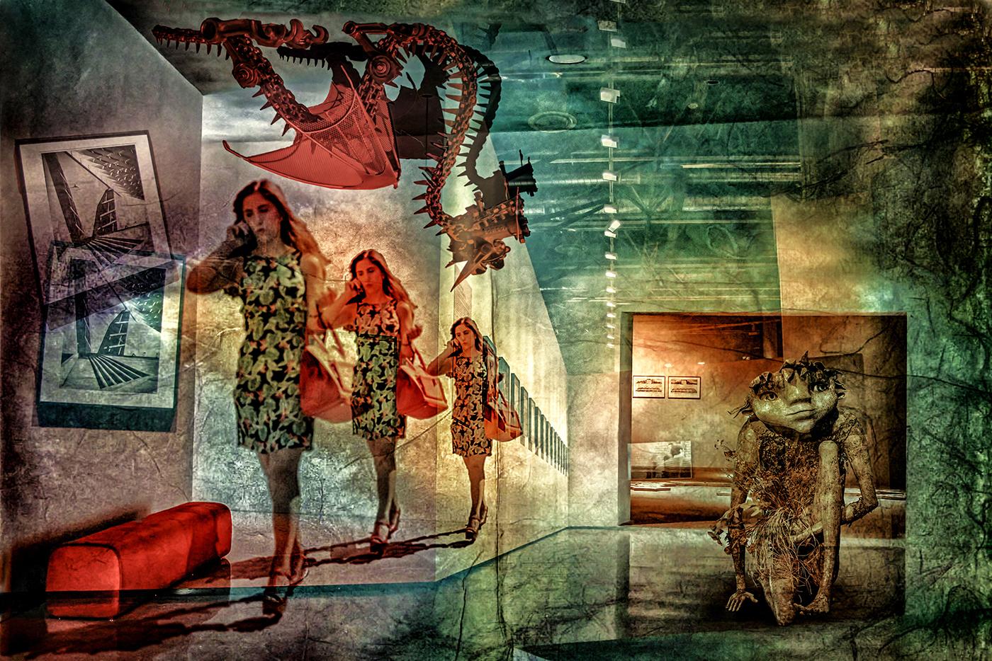 Annahme: Museumsbesuch  | © Dr. Doris Nsiff