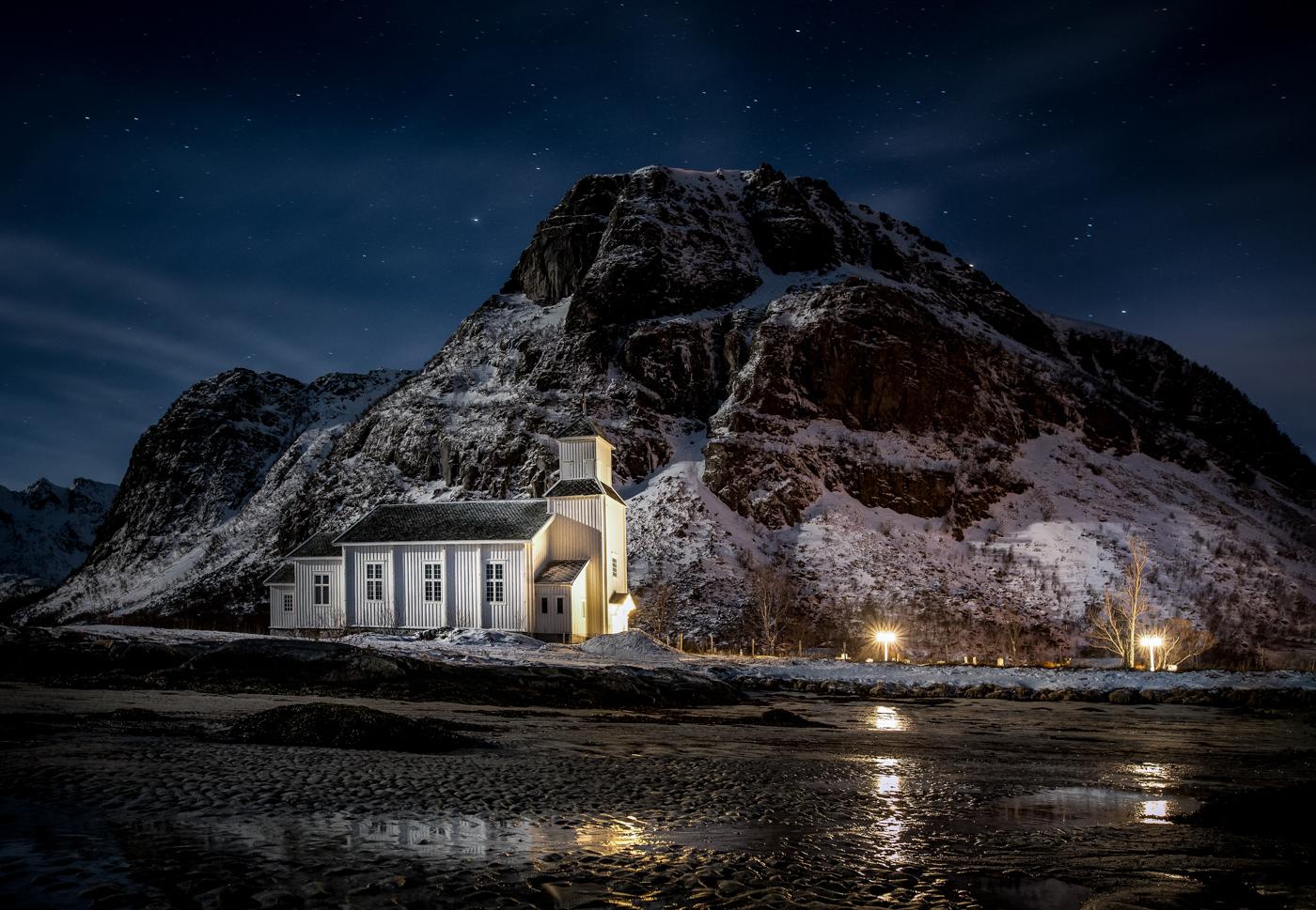Annahme: Im Mondlicht | © Irmgard Crispin