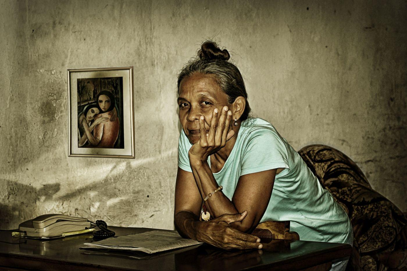 Annahme: Im Büro | © Dr. Doris Nsiff