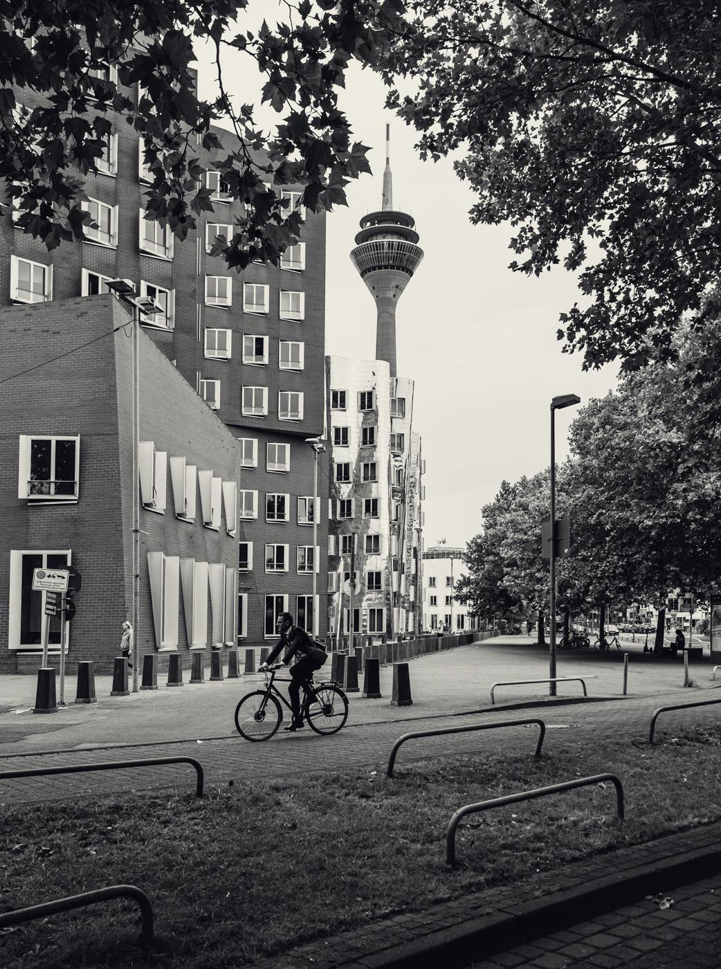 Fahrradfahrer | © Wolfgang Röser