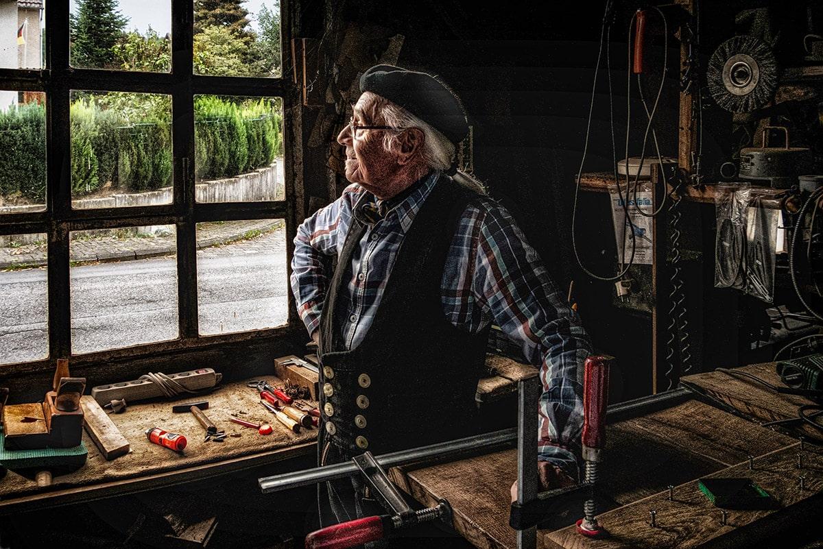 Restaurator in Windeck  | © Dr. Doris Nsiff