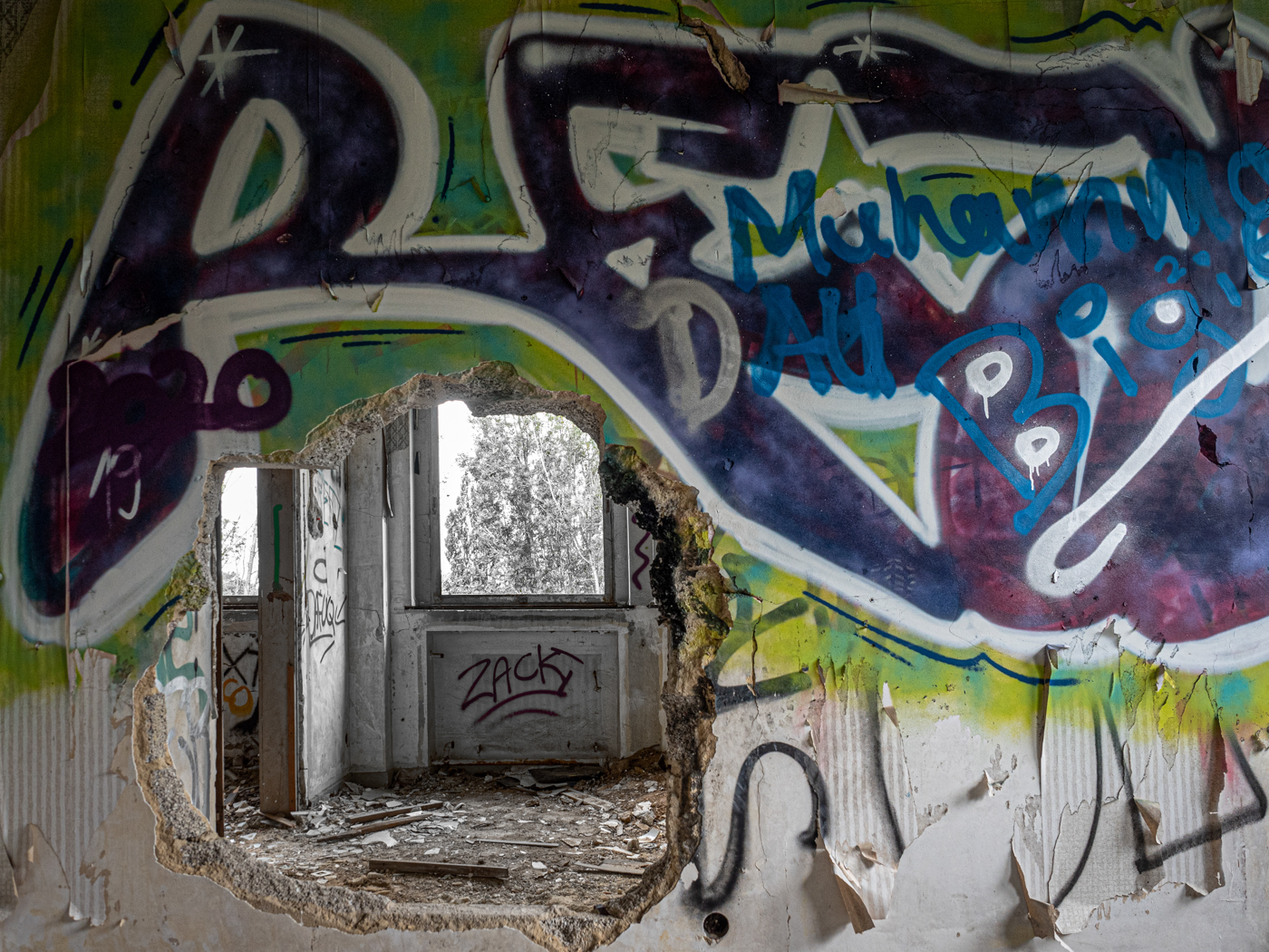 Lost Places 03   © Röser Wolfgang