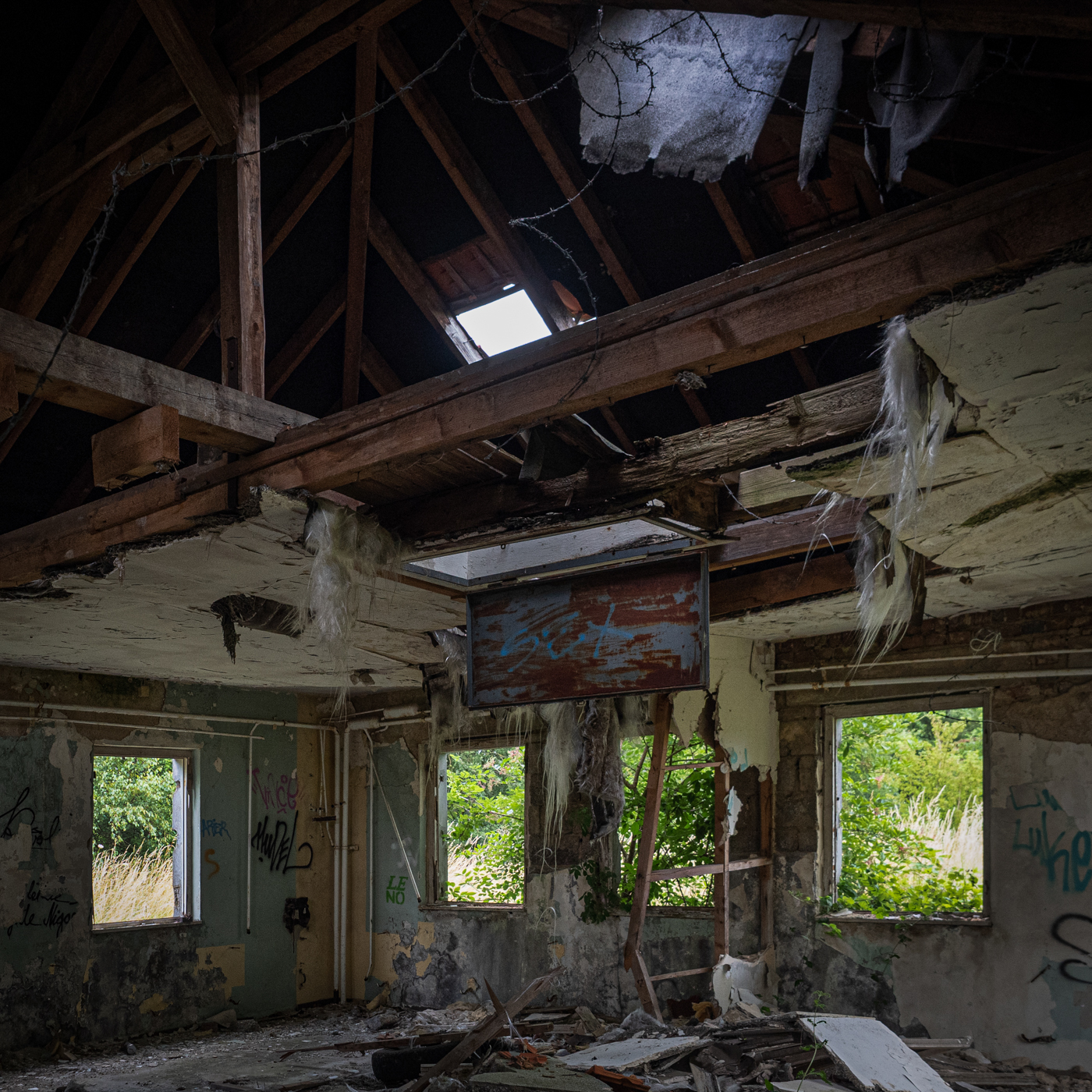 Lost Places 10   © Röser Wolfgang