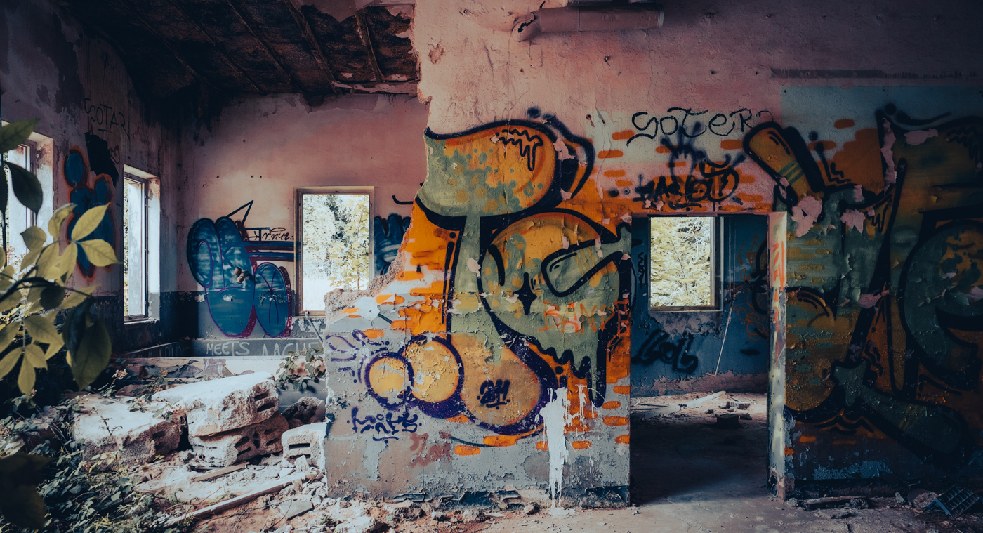 Lost Places 13   © Röser Wolfgang