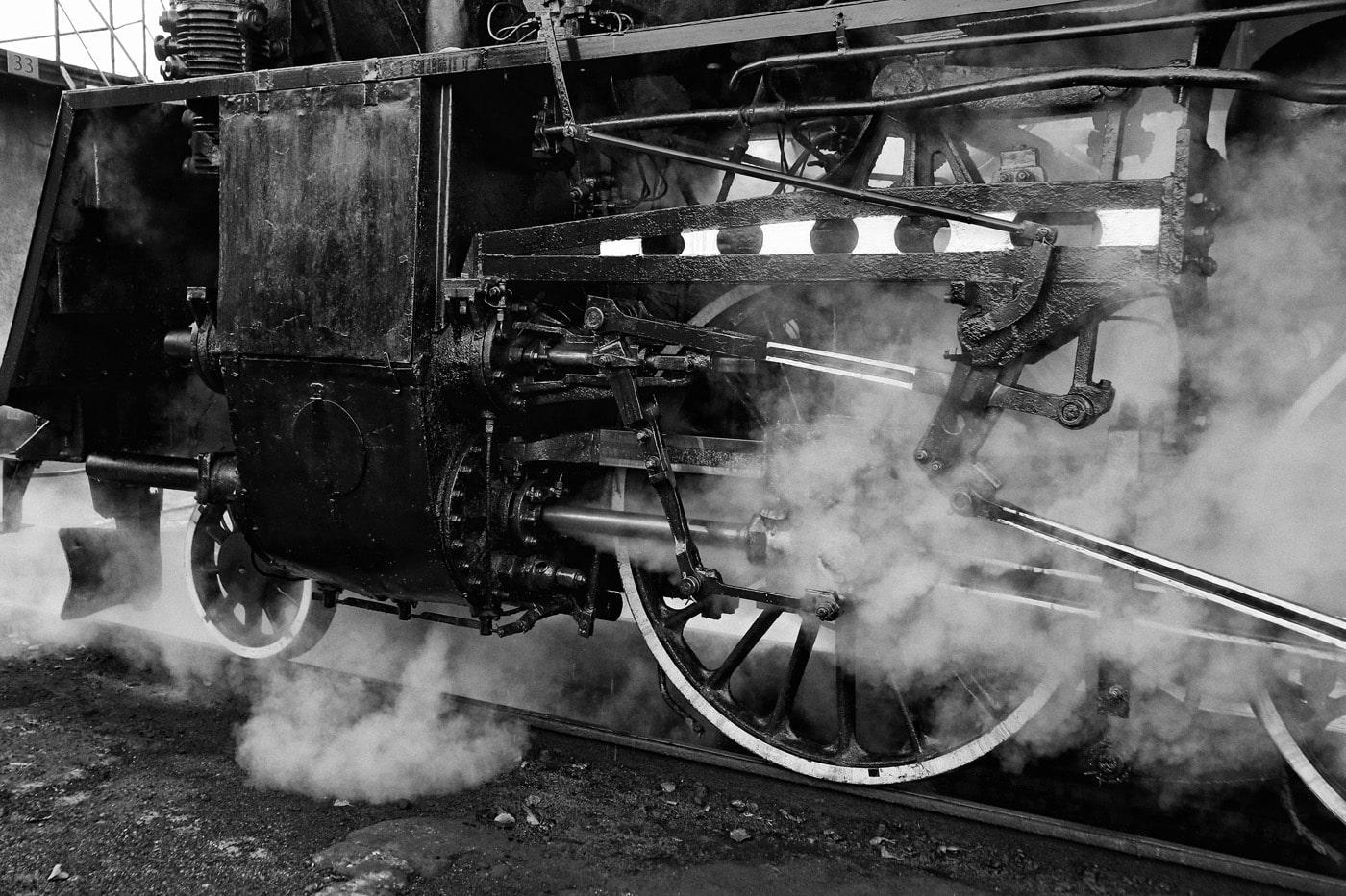Dampfkraft | © Dieter Vollmer