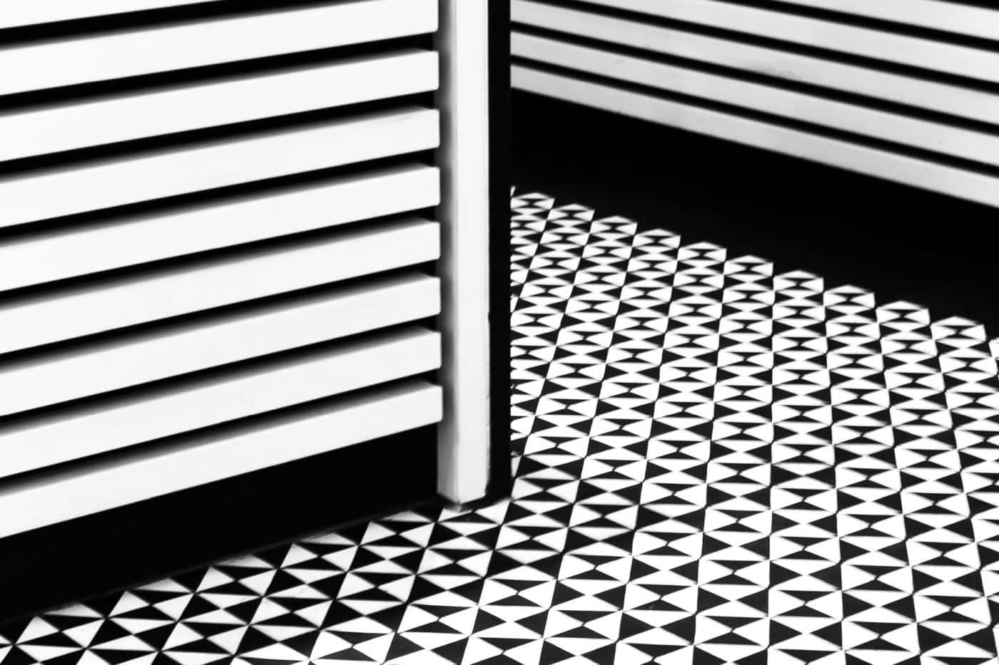 Annahme: gemustert | © Irmgard Crispin