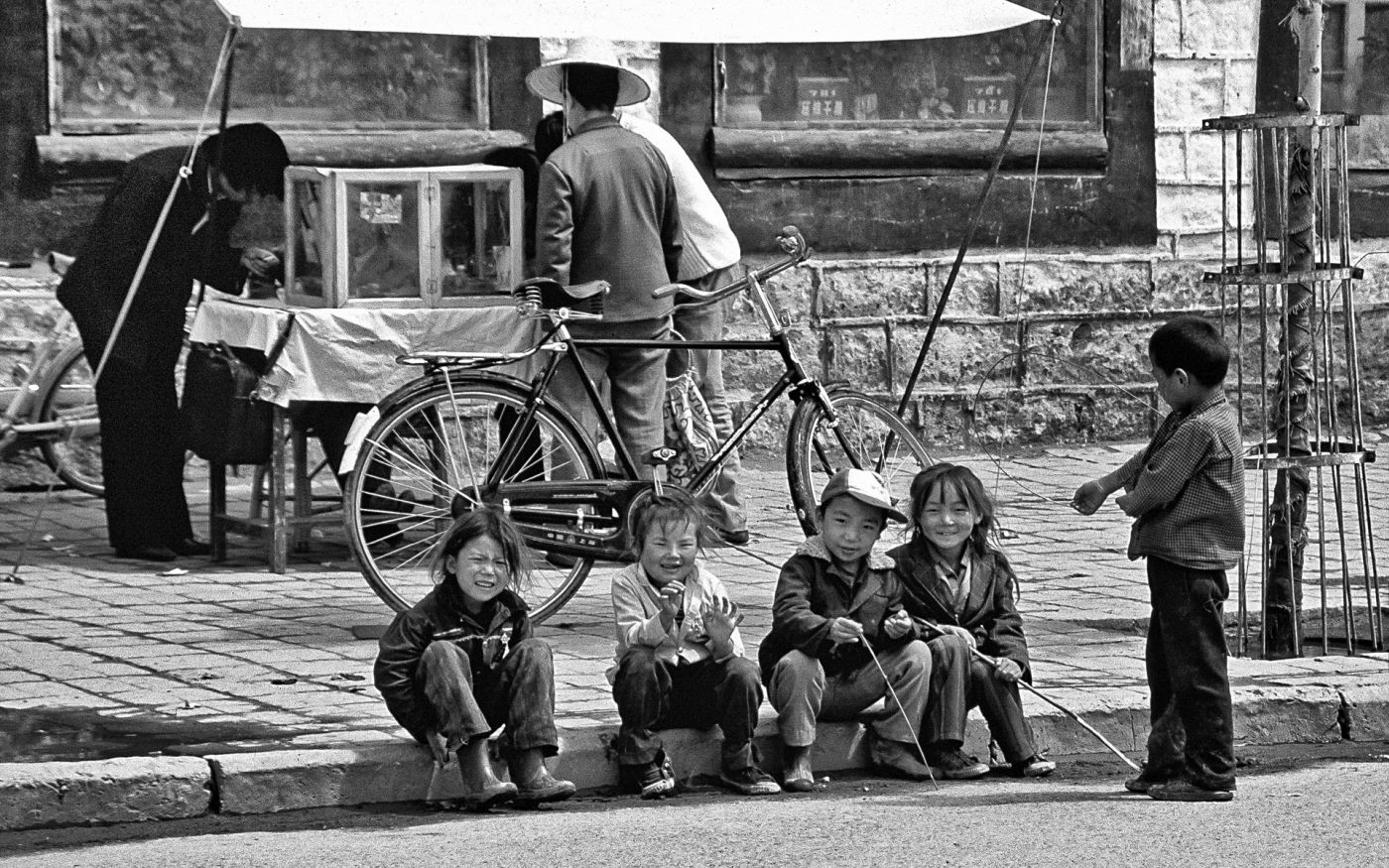 Annahme: Lhasa Kids | © Fred Eversmann