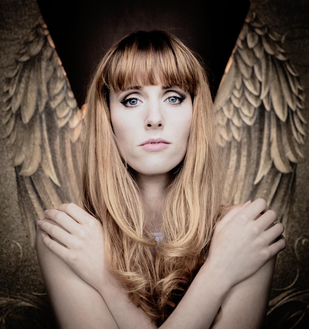 Modern Angel | © Irmgard Crispin