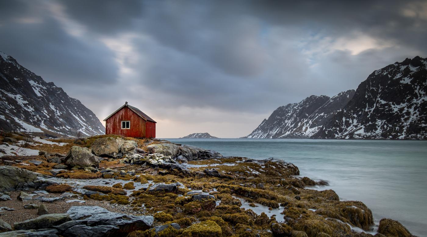 Red House | © Irmgard Crispin