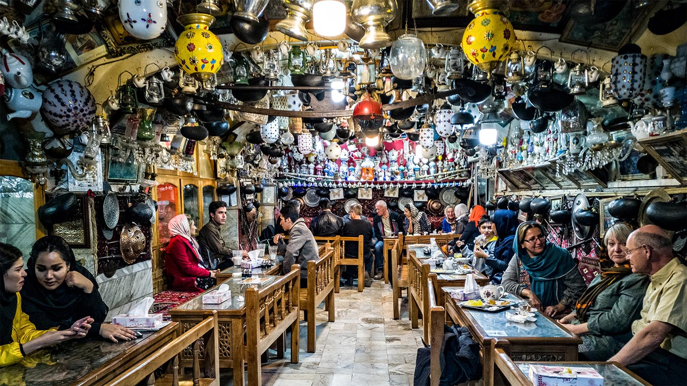 Tea House Talks  | © Fred Eversmann