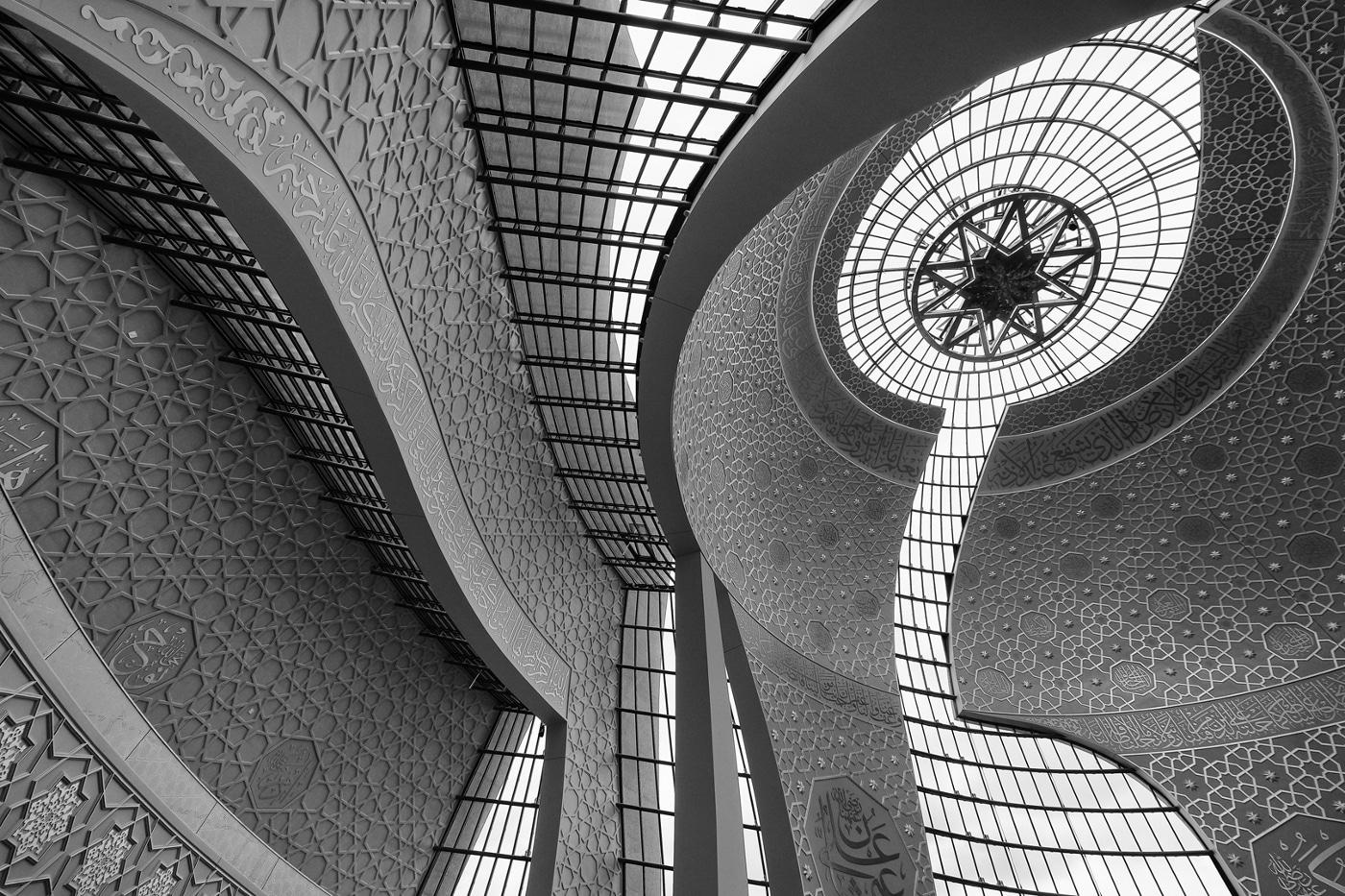 Moschee modern  | © Günter Brombach