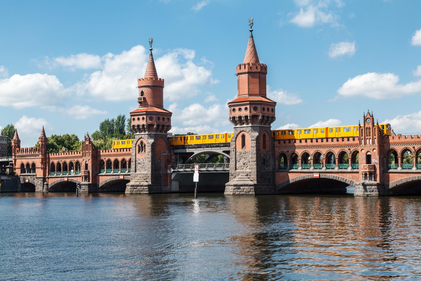 Oberbaum Brücke   | © Karl-Heinz Ziolkowski