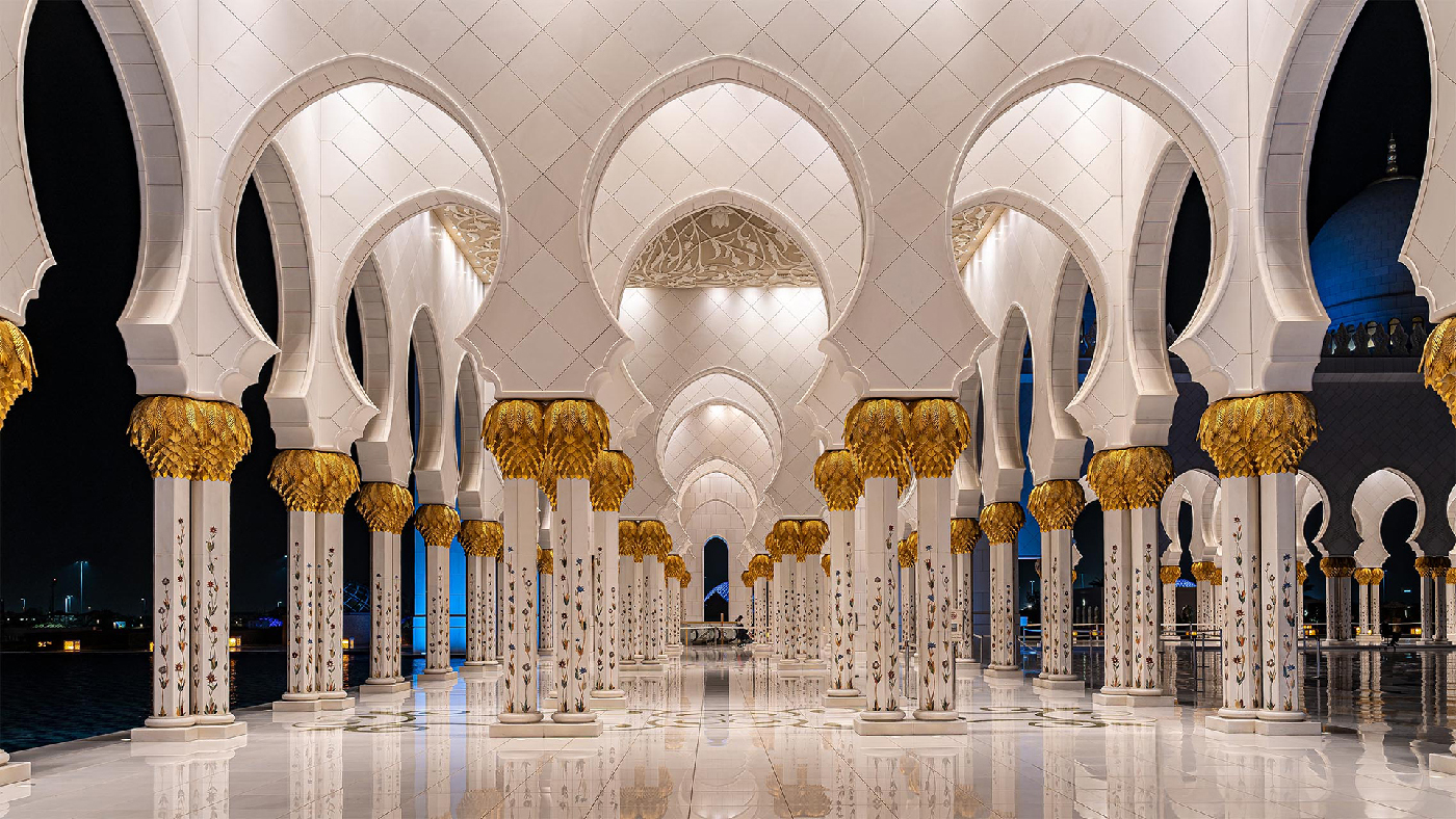 Columns & Arches   © Fred Eversmann