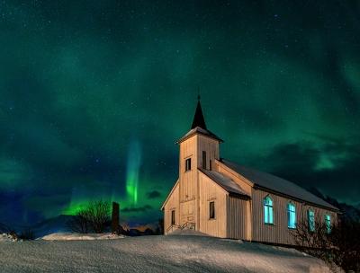 Sildpollness Church   © Sonja Molter