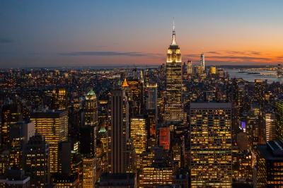Skyline New York City   © Karl-Heinz Ziolkowski
