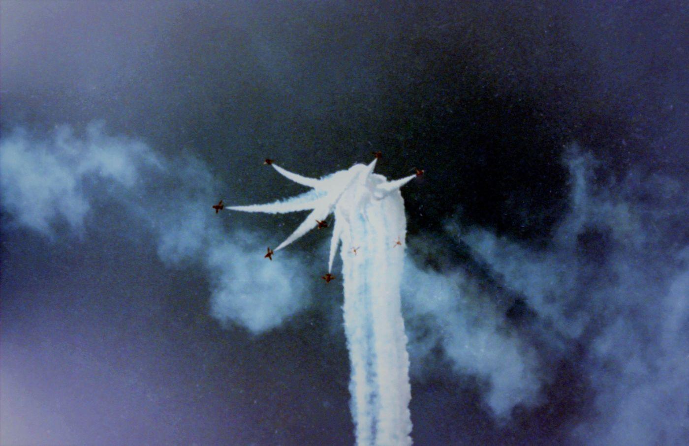 Flug 01  | © Heinz-Dieter Klauß