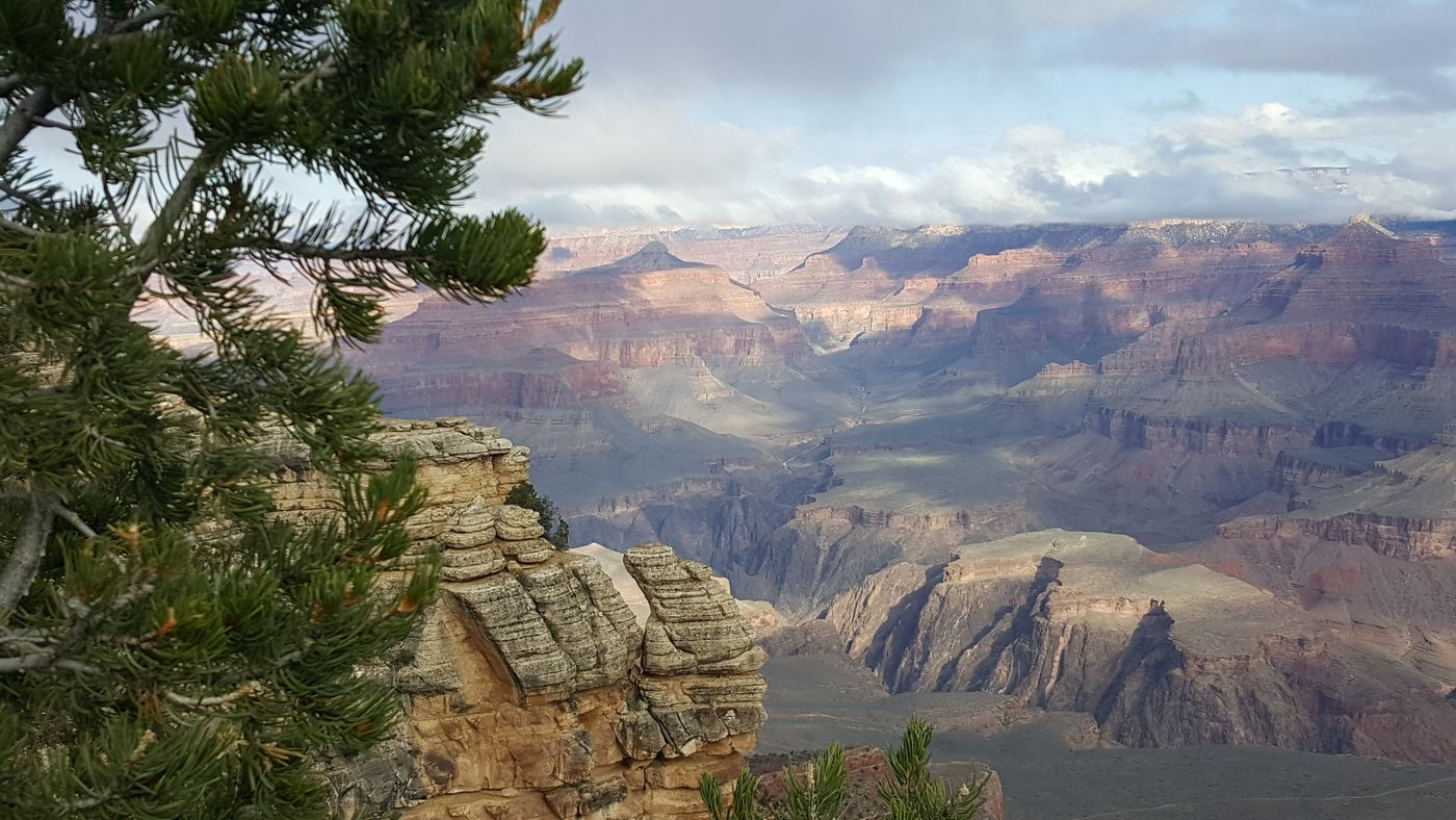 Grand Canyon, USA | © Heinz-Dieter Klauß