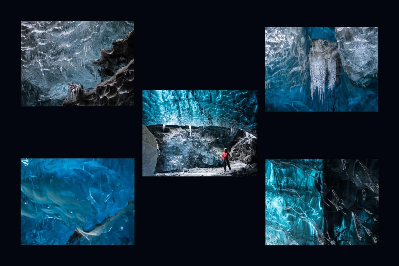 Annahme: Blaues Eis - Harald Lydorf