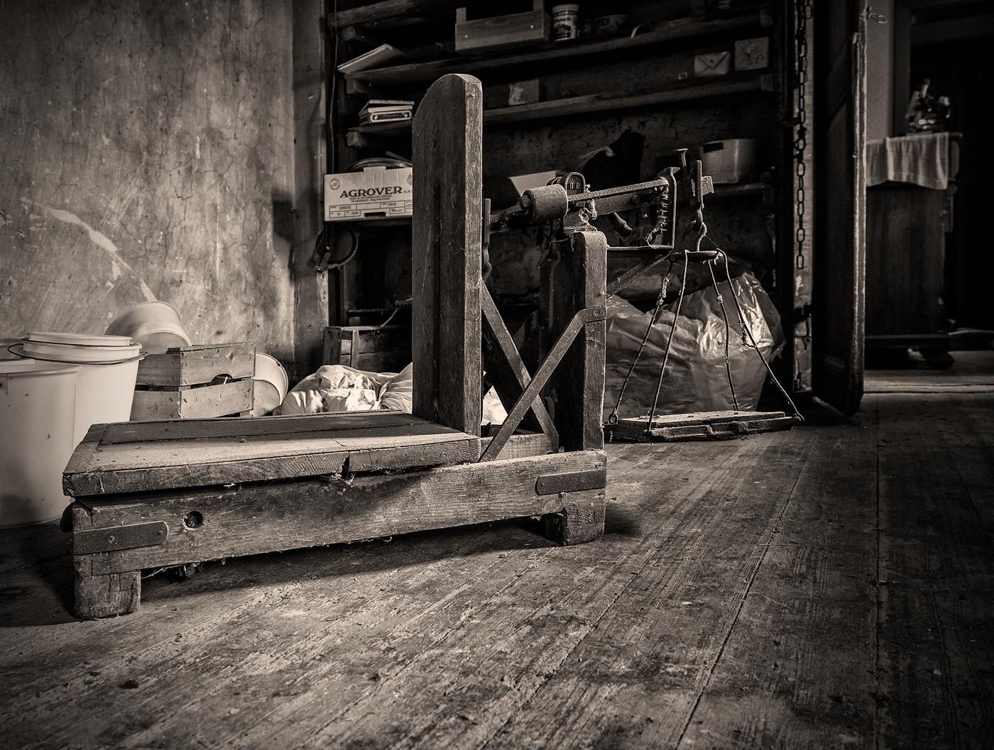22 Sackwaage | © Michael Rettberg
