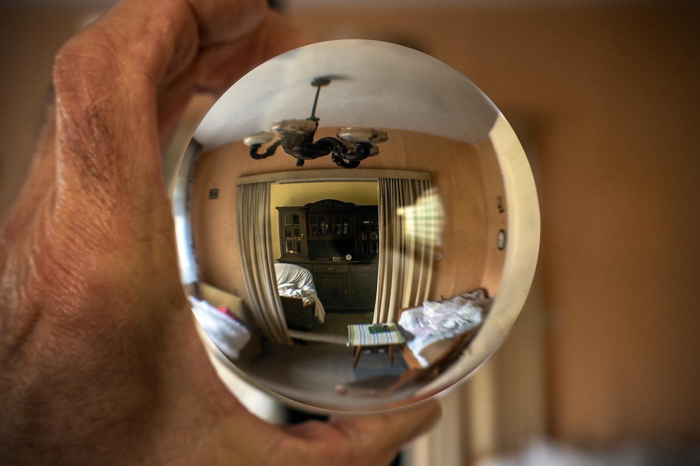 31 Blick in den Wohnraum | © Michael Rettberg