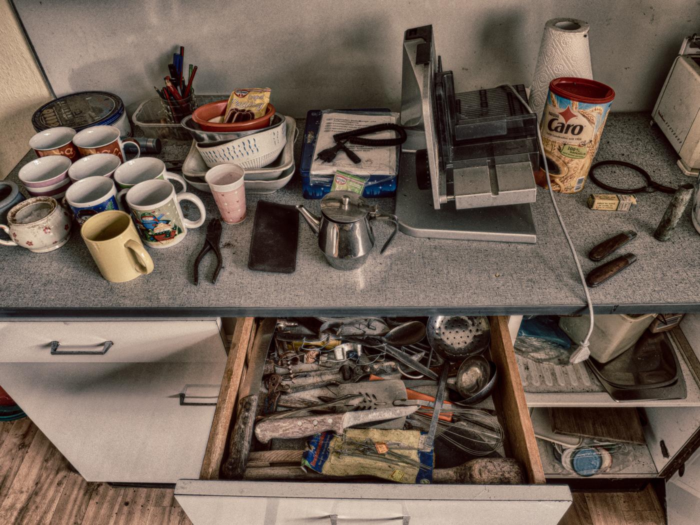 40 Arbeitsplatte | © Harald Lydorf